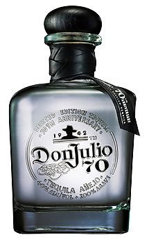 Don Julio 70 Crystal Claro Anejo Tequila