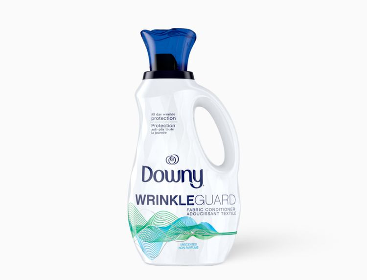 Downy Wrinkle Guard Unscented Liquid Fabric Conditioner