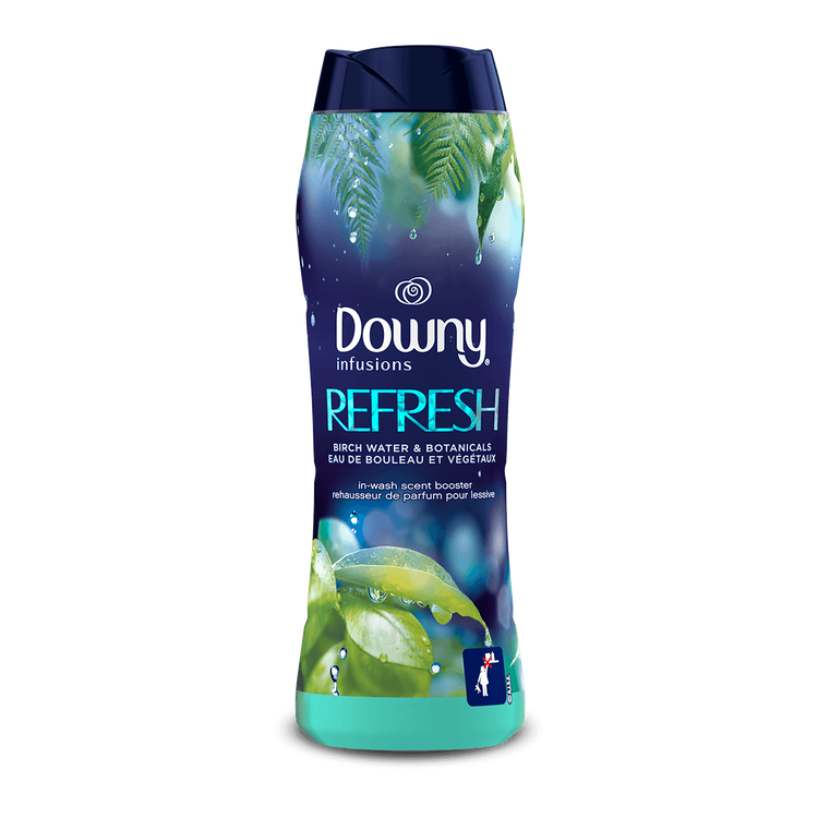 Downy Infusions In-Wash Scent Booster Beads Refresh Scent