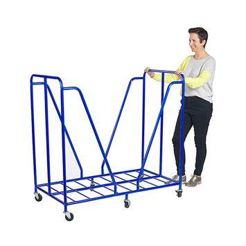 Rest Mat Trolley - Blue