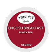 Keurig® Twinings® of London English Breakfast Tea K-Cup Pod