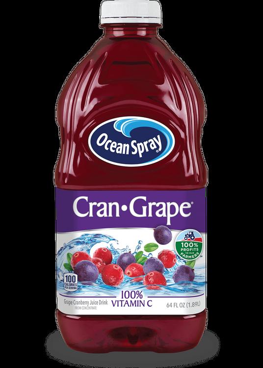 Ocean Spray Cran•Grape® Grape Cranberry Juice Drink