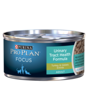 Purina Pro Plan FOCUS Adult Urinary Tract Health Formula Turkey & Giblets Entrée Wet Cat Food
