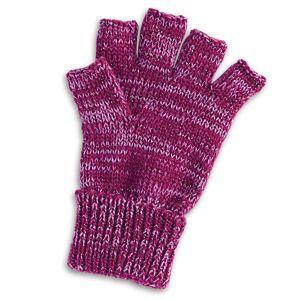 American Girl Fingerless Gloves for Girls