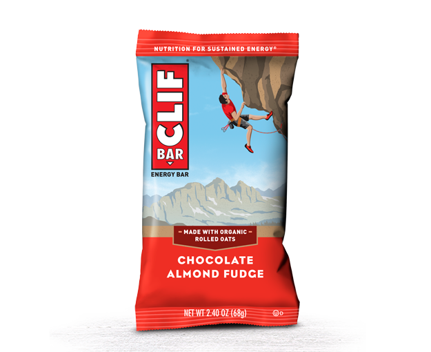 Clif Chocolate Almond Fudge