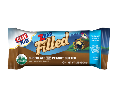 Clif Chocolate Peanut Butter Filled