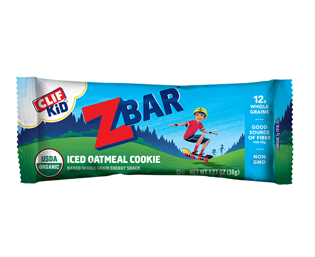 Clif Iced Oatmeal Cookie