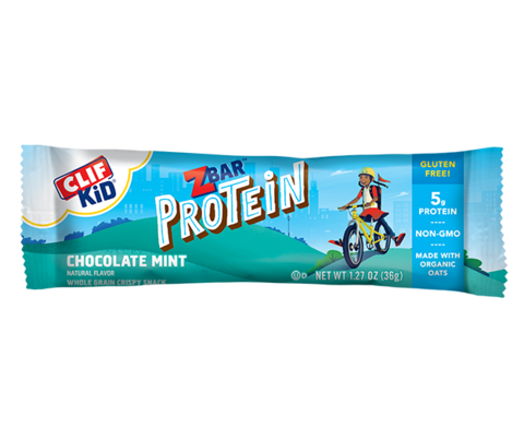 Clif Chocolate Mint Protein