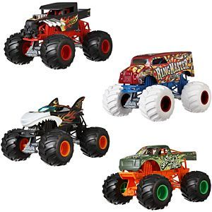 Fisher-Price® Hot Wheels® Monster Trucks 1:24 Collection