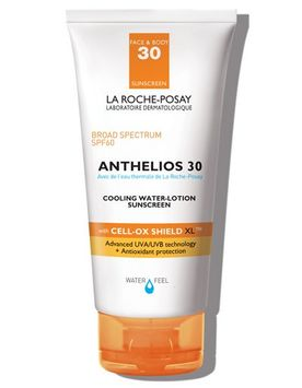 La Roche-Posay Anthelios Cooling Water Sunscreen Lotion SPF 30