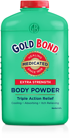 Gold Bond Medicated Extra Strength Body Powder