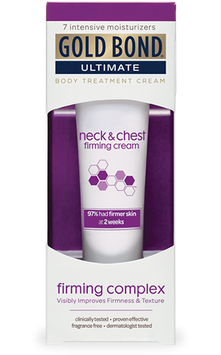 Gold Bond Neck & Chest Firming Cream