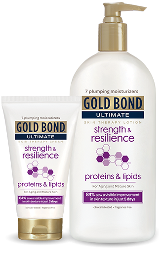 Gold Bond Strength and Resilience Lotion