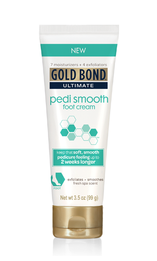 Gold Bond Pedi Smooth Foot Cream