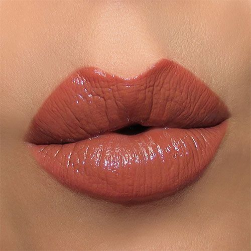 Gerard Cosmetics Color Your Smile Lighted Lip Gloss - Cocoa Bean