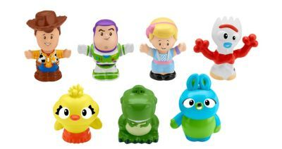 Fisher-Price® Disney Toy Story 4 7 Friends Pack by Little People®