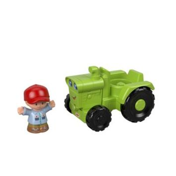 Fisher-Price® Little People® Helpful Harvester Tractor