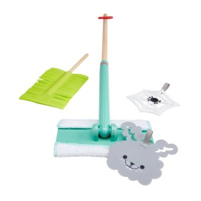 Fisher-Price® Clean-up and Dust Set