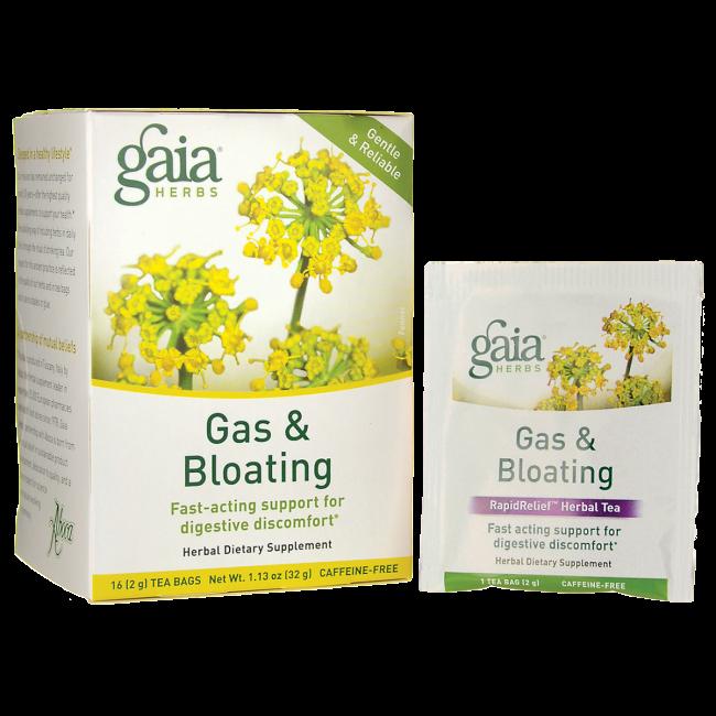 Gas + Bloating Herbal Tea