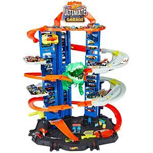 Fisher-Price® Hot Wheels® City Ultimate Garage