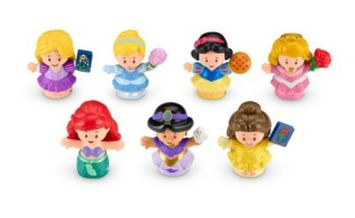 Fisher-Price® Disney Princess Figure Pack by Little People®