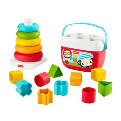 Fisher-Price® Baby's First Blocks & Rock-a-Stack®