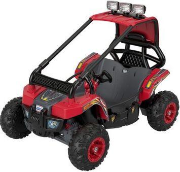 Fisher-Price® Power Wheels® Baja Trailster™