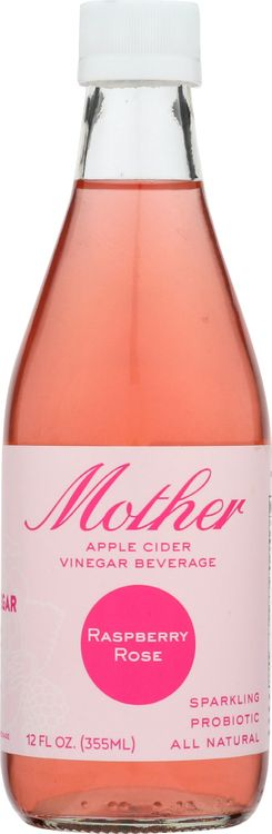 KHFM00316614 Beverage Cider Vinegar Raspberry Rose, 12 fl oz