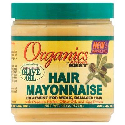 Africa's Best Organics Hair Mayonnaise - 15oz