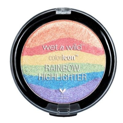 Wet n Wild Fantasy Makers New Dark Rainbow Highlighter - 0.26oz