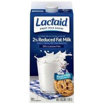 Lactaid® Reduced Fat 2% Milk