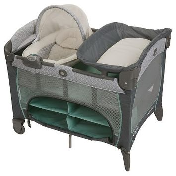 Graco Pack 'n Play Newborn Seat DLX Playard