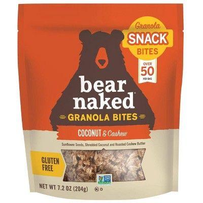 Bear Naked® Bites Coconut Cashew