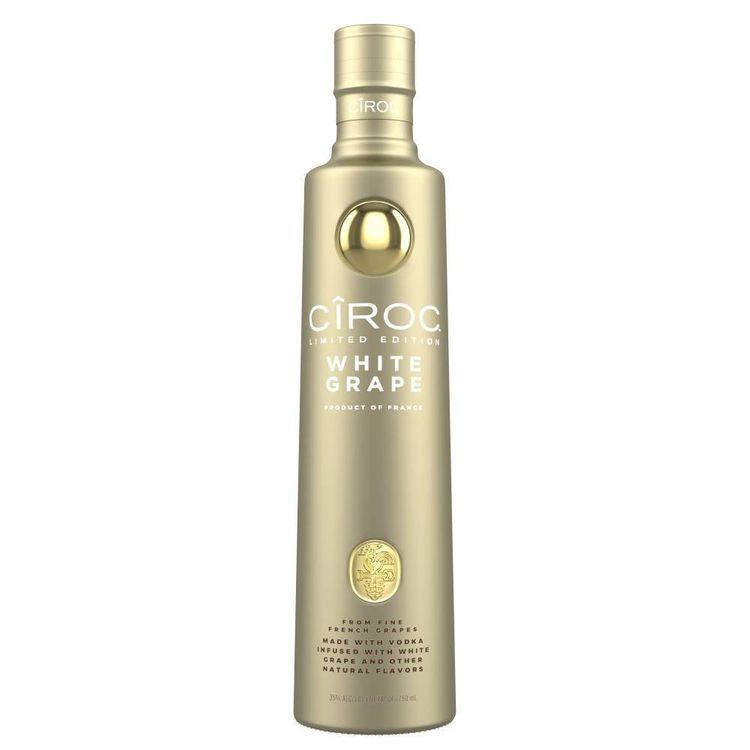 CÎROC Limited Edition White Grape Vodka - 750ml Bottle