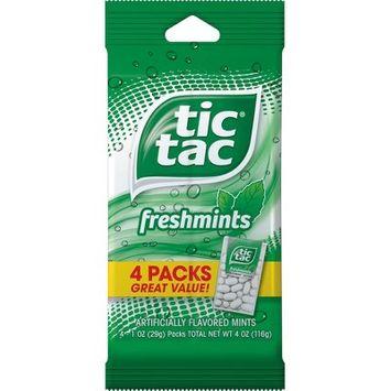 Tic Tac Freshmint Candies - 4ct