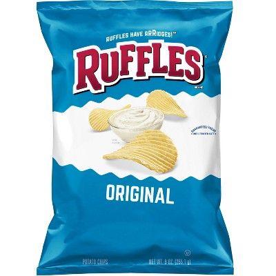 Ruffles Original Flavor Ridged Potato Chips - 8.5oz