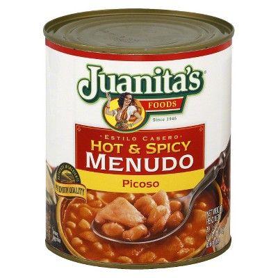 Juanita's Foods Hot & Spicy Picoso - 29.5oz
