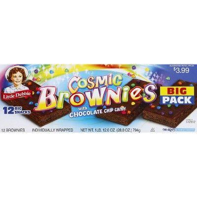 Little Debbie Cosmic Brownies - 12ct/28oz