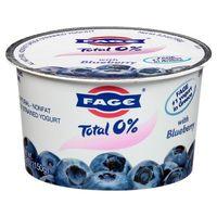 Fage Fat-Free Greek Yogurt With Blueberry - 5.3oz