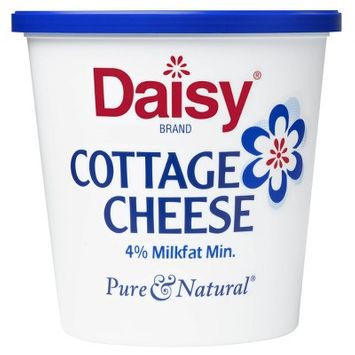 Daisy Brand 4% Milkfat Minimum Cottage Cheese - 24oz