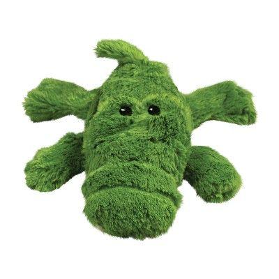 KONG Cozie Ali Aligator Dog Toy