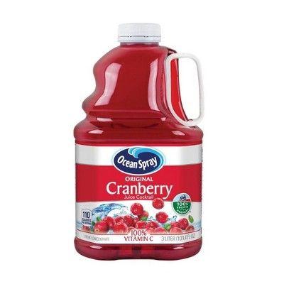 Ocean Spray Cranberry Juice - 101 fl oz Bottle