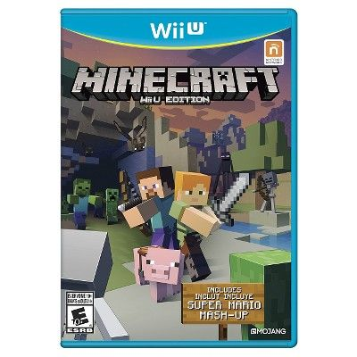 Minecraft: Wii U Edition Nintendo Wii U