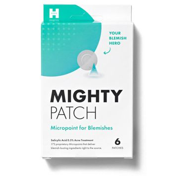 Hero Cosmetics Mighty Patch Micropoint for Blemishes - 6ct