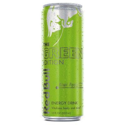Red Bull Kiwi Apple Energy Drink - 12 fl oz Can