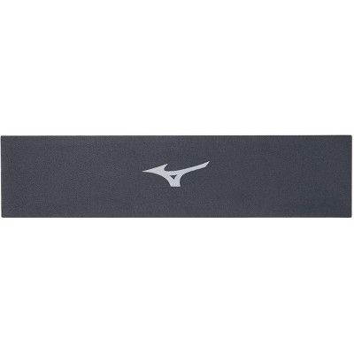 Mizuno Elite Volleyball Sweatband Unisex Size One Size Fits All In Color Charcoal (9292)