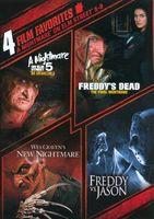 A Nightmare on Elm Street 5-8: 4 Film Favorites (2 Discs) (dvd_video)