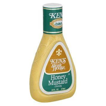 Ken's Steak House Honey Mustard Salad Dressing - 16 floz