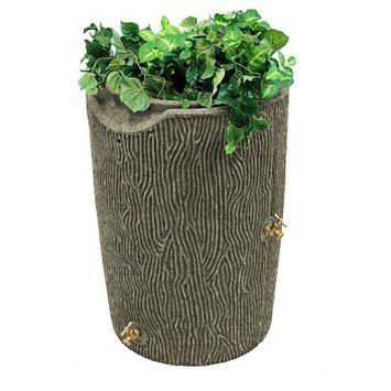 Impressions Bark 50 Gallon Rain Saver - Sandstone - Good Ideas