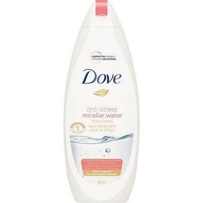 Dove Anti-Stress Micellar Body Wash